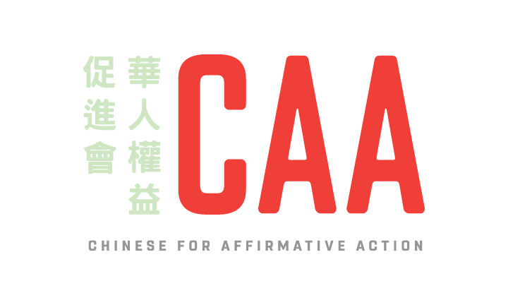 CAA – Chinese for Affirmative Action
