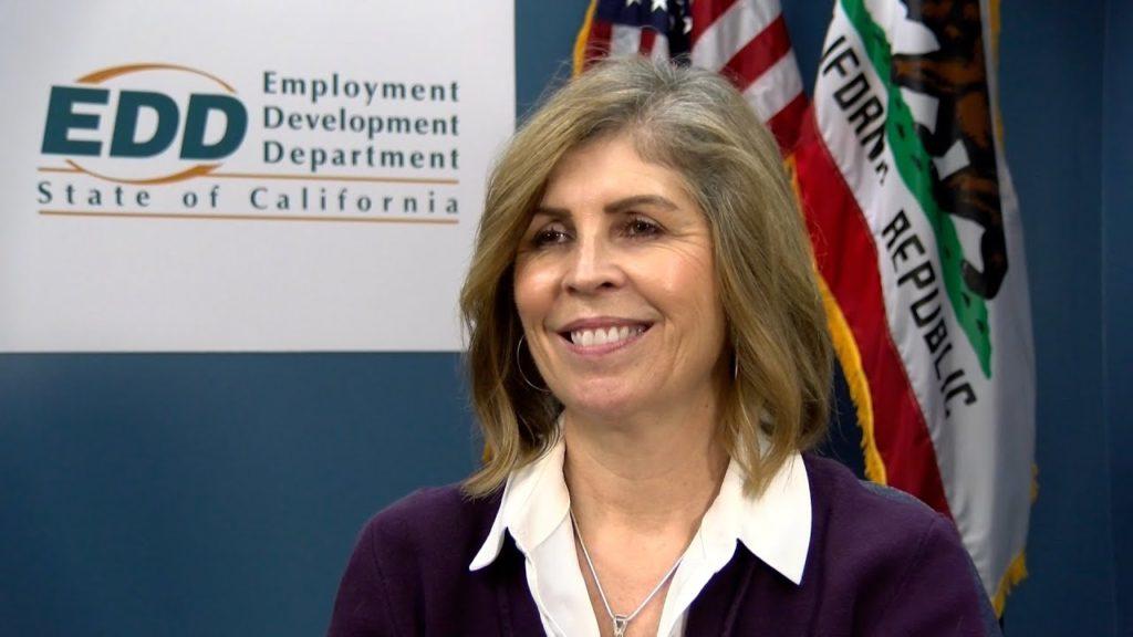 Sharon Hilliard, the former EDD Director