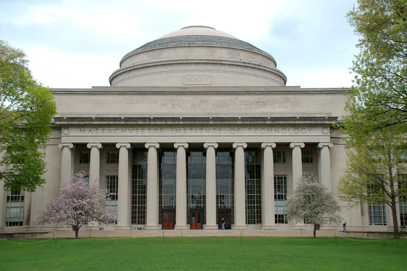 Photo of MIT Campus