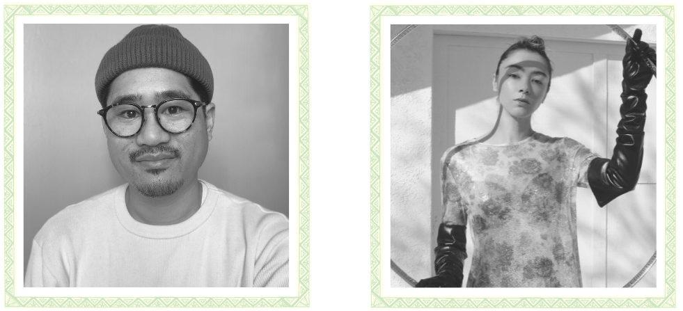DJ Proof and Hollis Wong-Wear